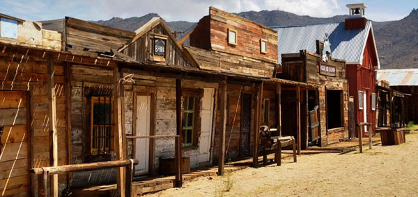 Ghost Town Wild West Explorer Tour