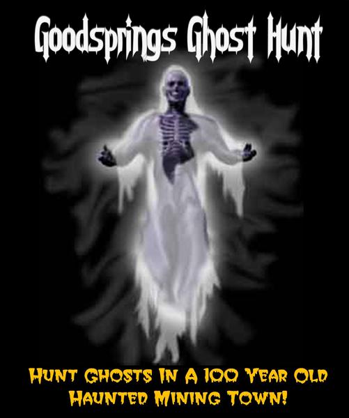 Goodsprings Ghost Hunt Coupon