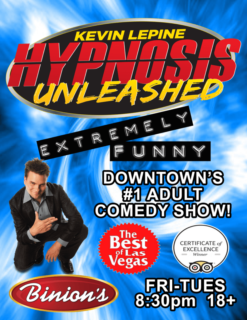 Hypnosis Unleashed Las Vegas