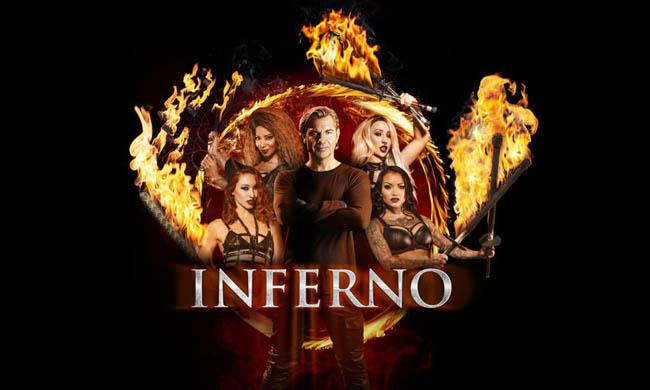 Inferno show Las Vegas Discount Coupon