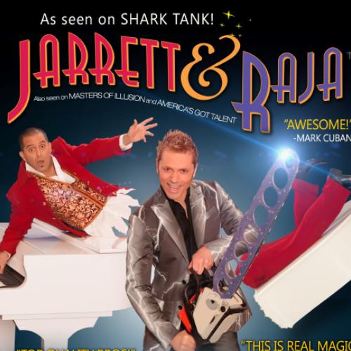 Jarrett and Raja Coupon