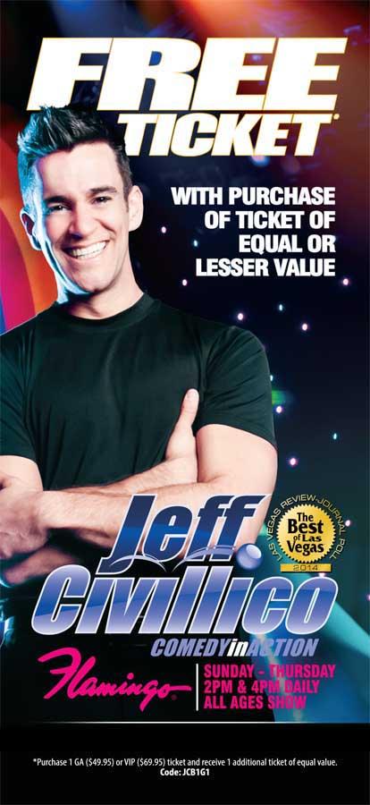 Jeff Civillico Coupon