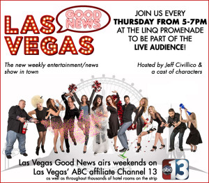 Las Vegas Good News Show Taping