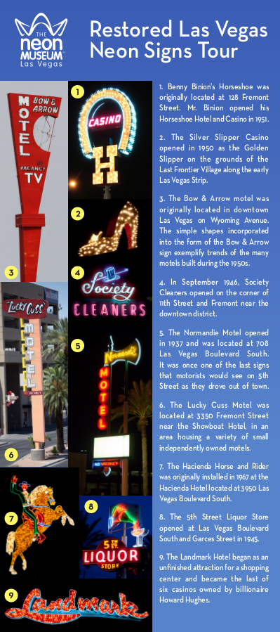 Las Vegas Signs Project Brochure
