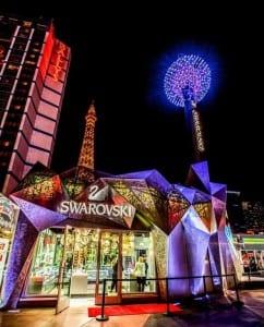 Light Show Grand Bazaar Shops