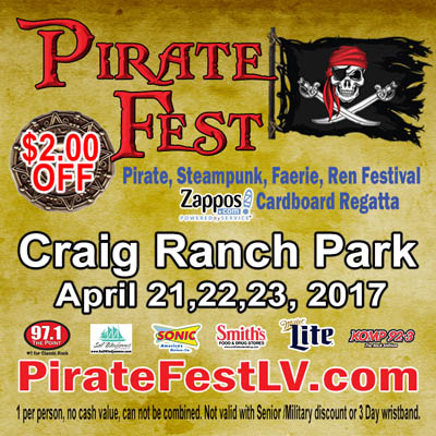 Pirate Fest Coupon