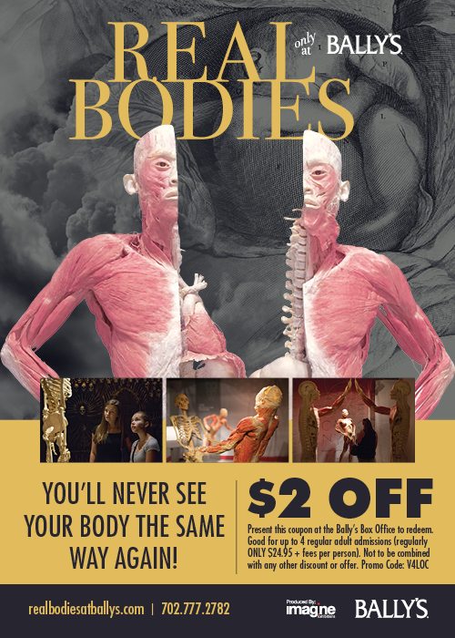 Real Bodies Coupon
