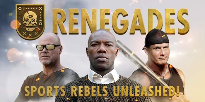 Renegades Sports Rebels Unleashed Las Vegas