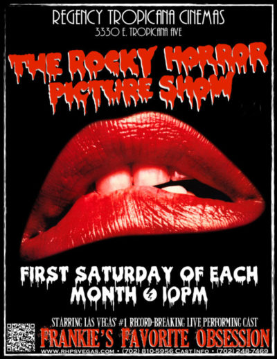 """Rocky Horror Picture Show """"Frankie's Favorite Obsession"""""""