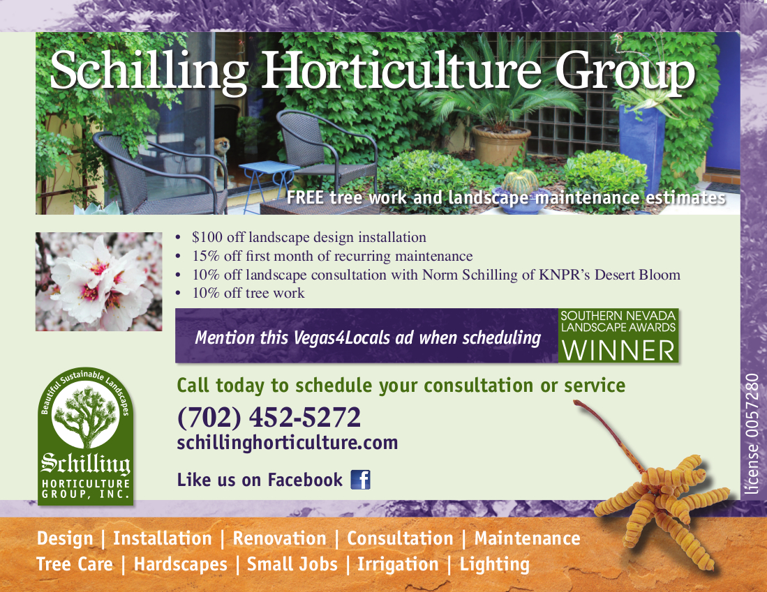 Schilling Horticulture Coupon