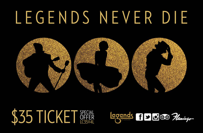 Legends Concert