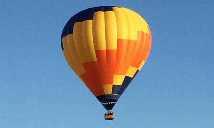 Vegas Hot Air Balloon Rides