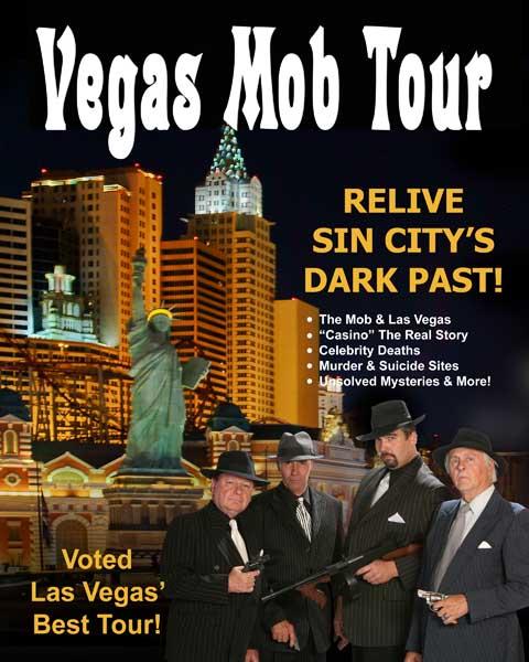 Vegas Mob Tour Coupon