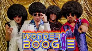 Wonder Boogie
