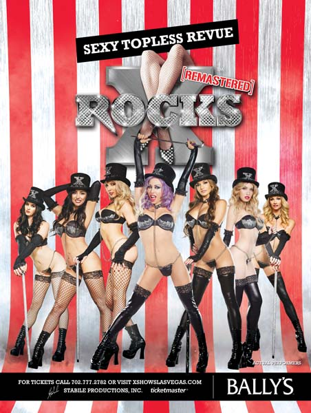 X Rocks Vegas Discount Code