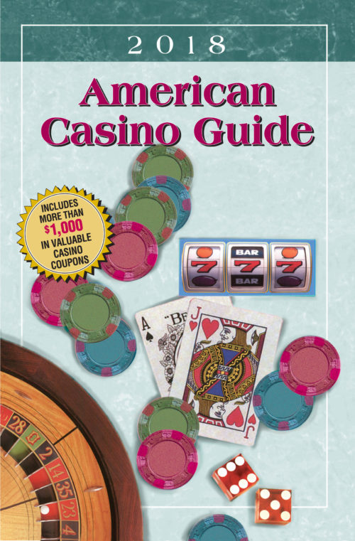 2018 American Casino Guide Coupon Book
