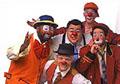 Clown Show at Circus Circus Las Vegas