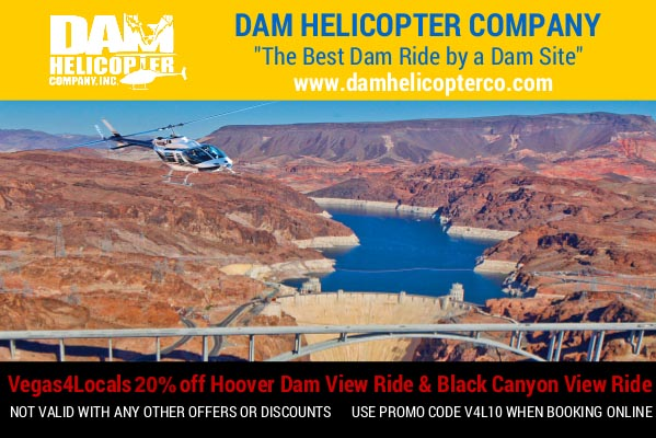 dam helicopter company discount coupon