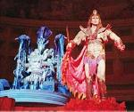 Caesars Palace Fall of Atlantis Show Las Vegas