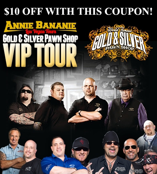 Gold And Silver Pawn Shop Tour