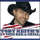 Toby Keith's memorabilia Toby Keith's I Love This Bar Harrah's Las Vegas